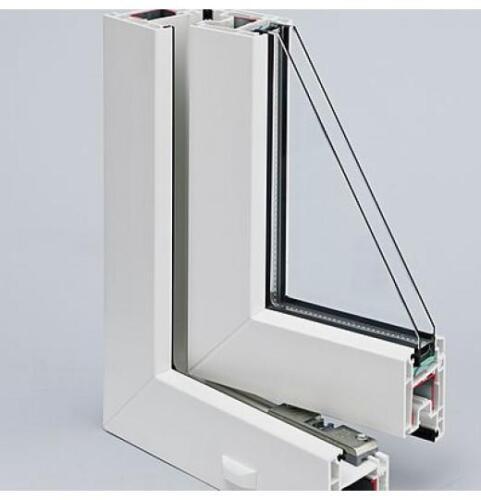 Образец однокамерного пластикового окна