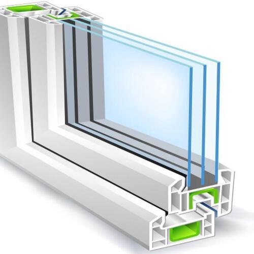 Двухкамерные пластиковые окна в СПб