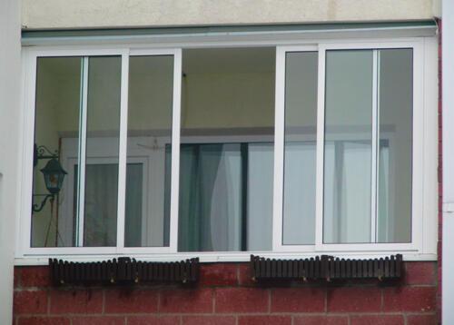 Раздвижные пластиковые окна на балкон